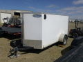 PRE OWNED CARGO TRAILER