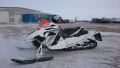 PRE- OWNED ARTIC CAT SNOWMOBILE